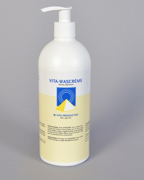 Vita-Wascrème 500 ml.